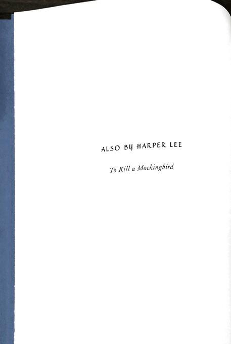 Also by Harper Lee