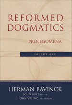 Reformed Dogmatics, Volume 1