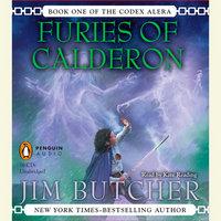 Furies of Calderon (Audiobook)