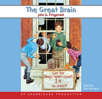 The Great Brain (Audiobook)