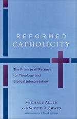 Reformed Catholicity