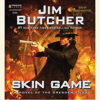 Skin Game (Audiobook)