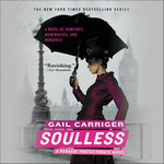 Soulless (Audiobook)