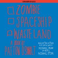 Zombie Spaceship Wasteland (Audiobook)